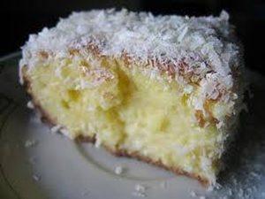 Bolo de Côco Cremoso – Veja que receita deliciosa e bem fácil