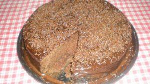 Bolo de Chocolate de Liquidificador – Delicie-se com essa receita
