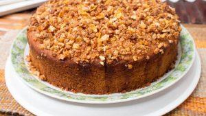Bolo Pé de Moleque – Uma deliciosa receita, bem fácil de fazer