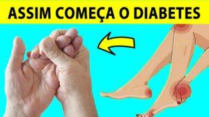 10 PRIMEIROS SINAIS DE DIABETES QUE VOCÊ NÃO DEVE IGNORAR