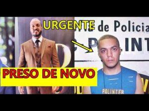 Cantor BELO É PRESO NOVAMENTE!!