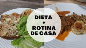Diário da Dieta #29  Dieta + Rotina de Dona de Casa