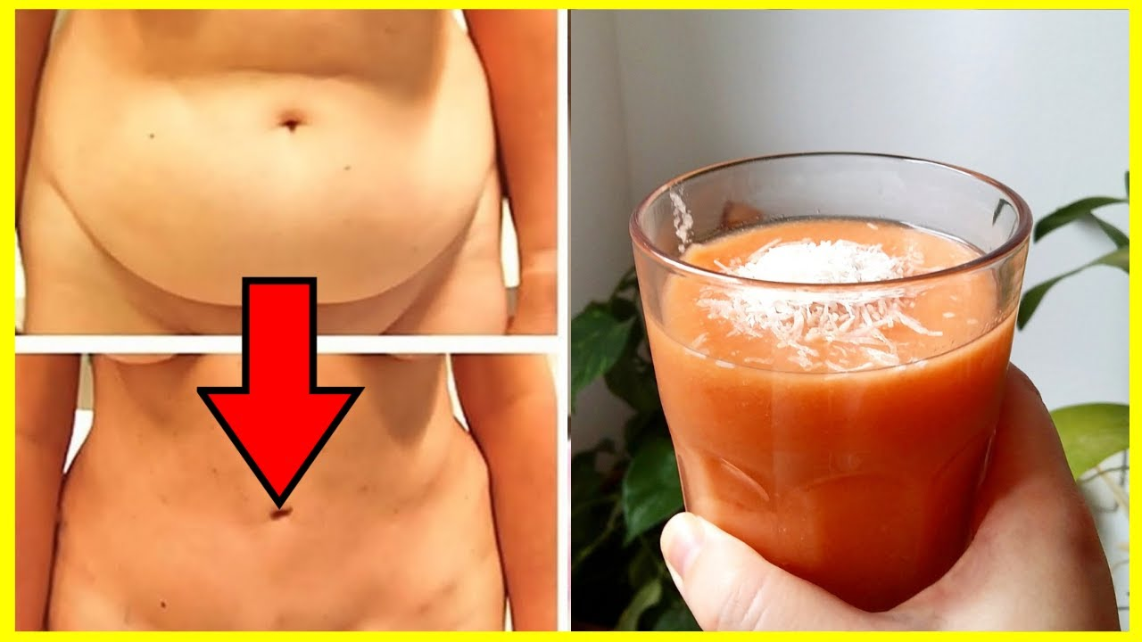 INCRÍVEL Receita de Suco Detox Que Tira Fome e Seca Barriga Rápido