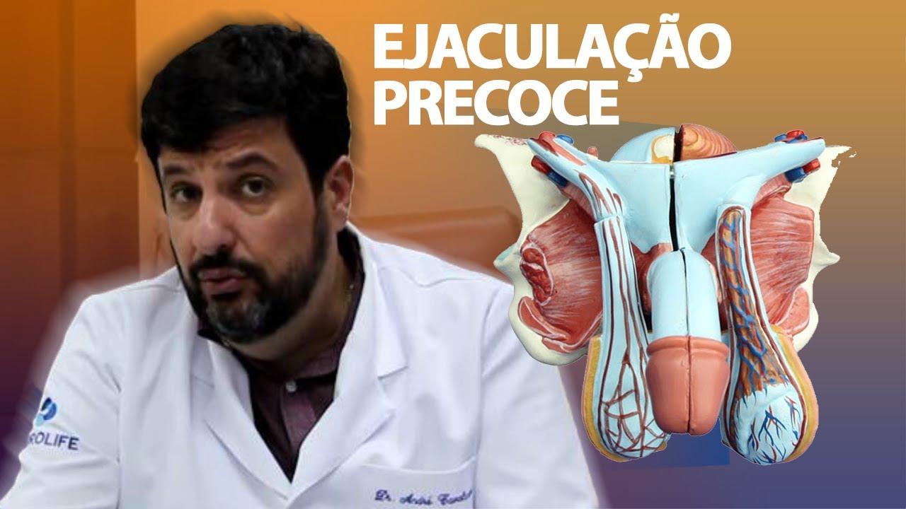 Médico UROLOGISTA responde o que é a EJACULAÇÃO PRECOCE