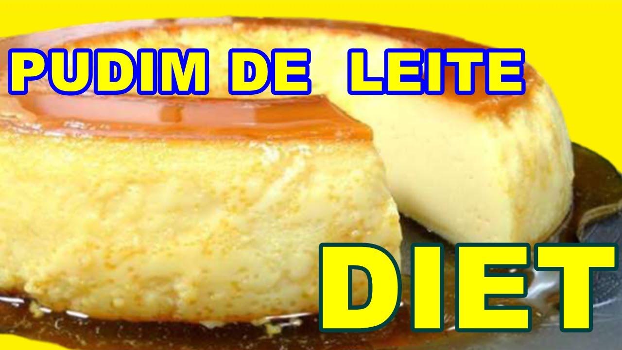 🍂Pudim de Leite  Diet/ Pudim de leite Condensado Diet para Diabeticos /PUDIM DIET