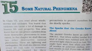STD:8 (Eng.Med.) Sub:Science Chap:15-Some Natural Phenomena (Part:1) by Patel Dixita