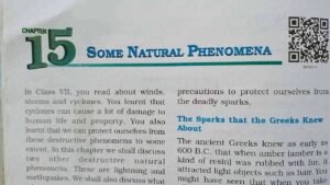 STD:8 Eng.Med. Sub:Science Chap:15-Some Natural Phenomena (Part:3) by Patel Dixita