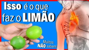 VEJA PORQUE USAR LIMÃO TODOS OS DIAS PODE TRANSFORMAR SUA SAÚDE | Benefícios do limão