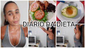 Vlog: Comecei a fazer musculação em casa(DIÁRIO DA DIETA)